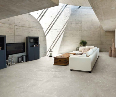 Northstone Ariostea: contemporary floors of Nordic stone
