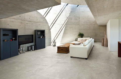 Northstone Ariostea: contemporary floors of Nordic stone
