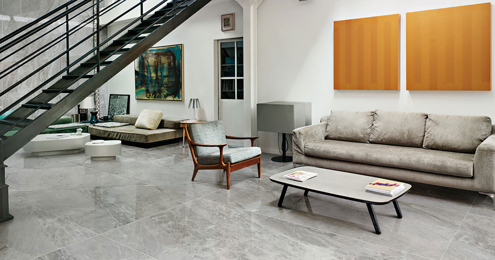 Ultra Marmi Ariostea: the utmost compositional freedom for floor and wall coverings