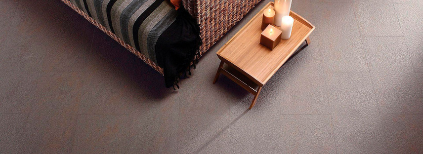FMG stone effect flooring for today's rustic atmospheres