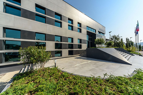 Ariostea: cladding for outdoor surfaces and ventilated façades