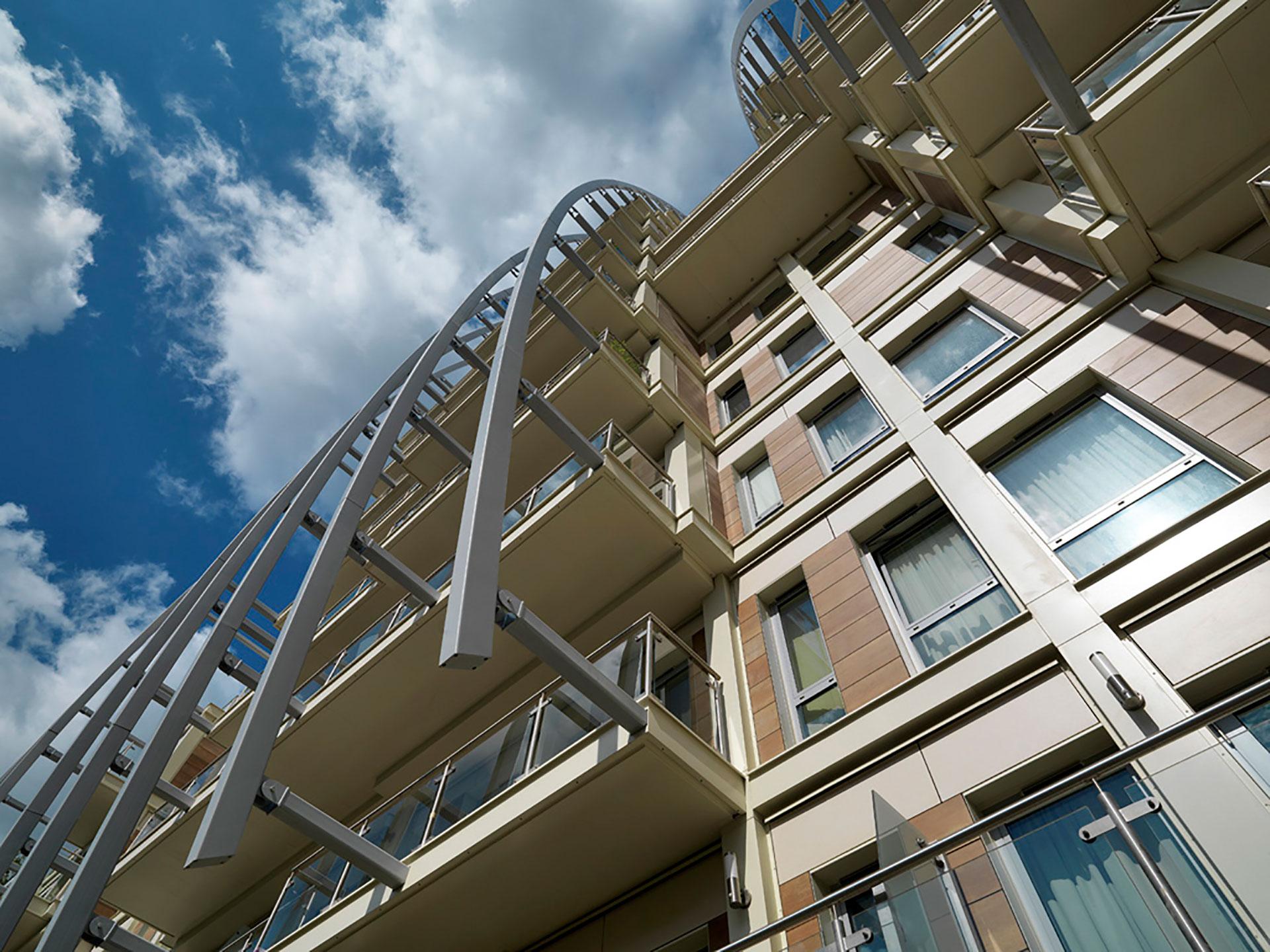 Ariostea: cladding for outdoor surfaces and ventilated façades