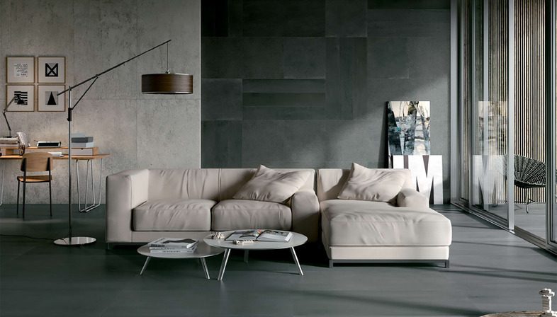 Color Moods: customising the home with porcelain