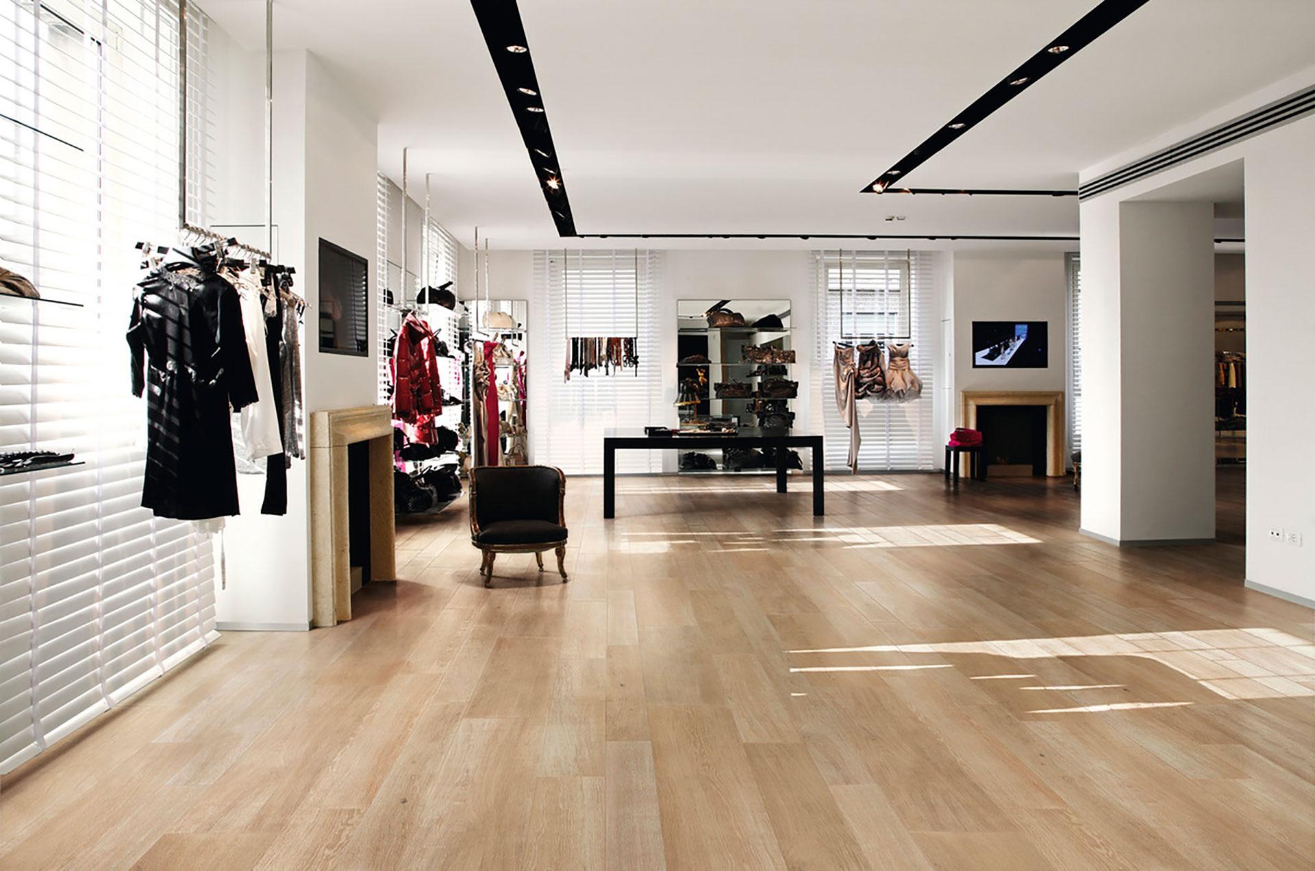 Ariostea Legni High-Tech: tradition becomes contemporary design