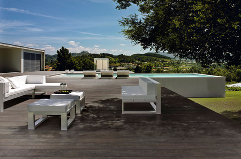 Ariostea Legni High-Tech: tradition becomes contemporary design