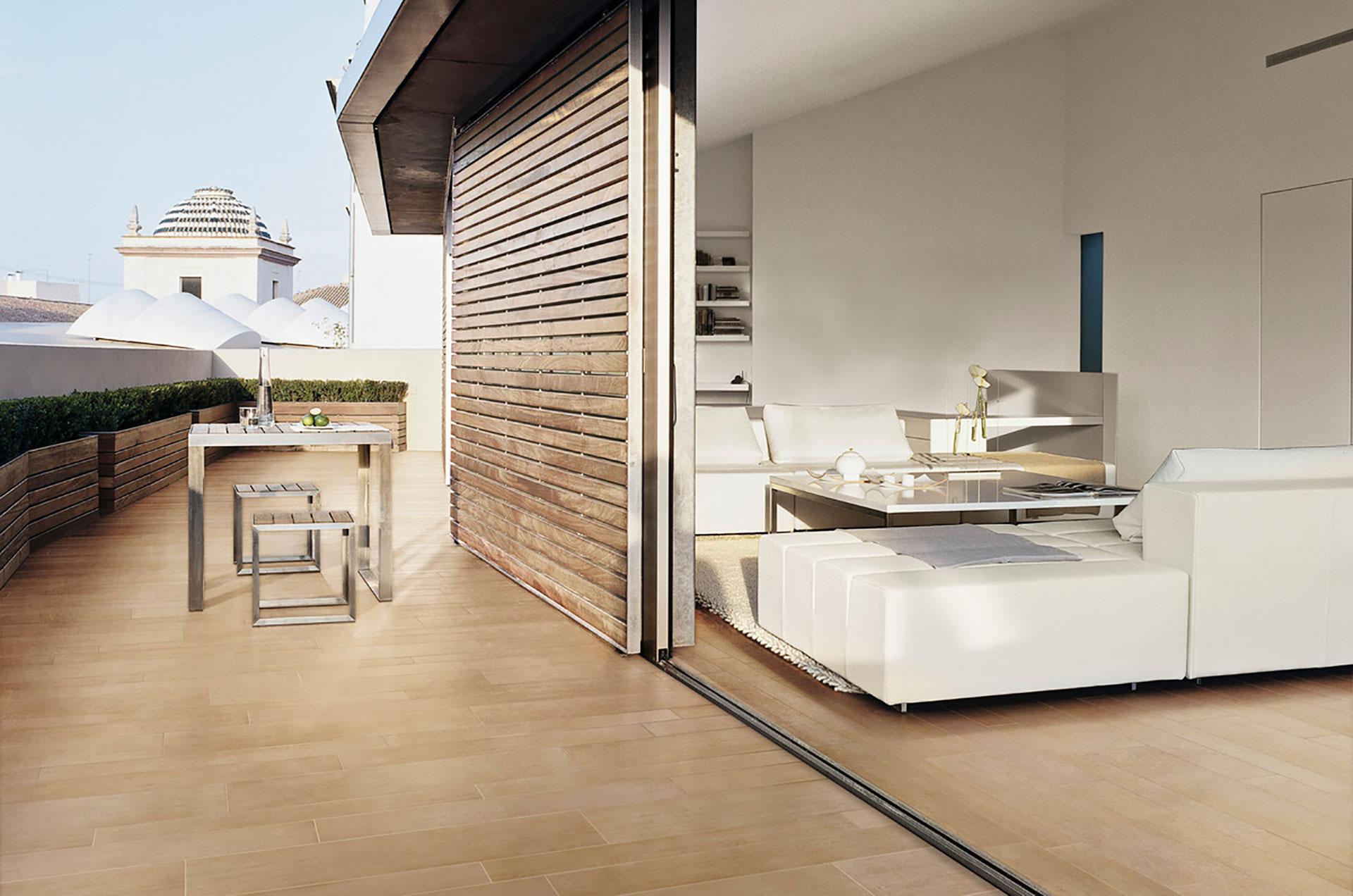 Ariostea Legni HighTech: tradition becomes contemporary design ...