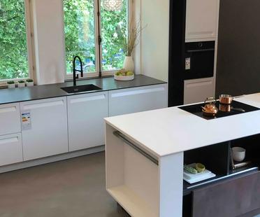 SapienStone: the future of the contemporary kitchen