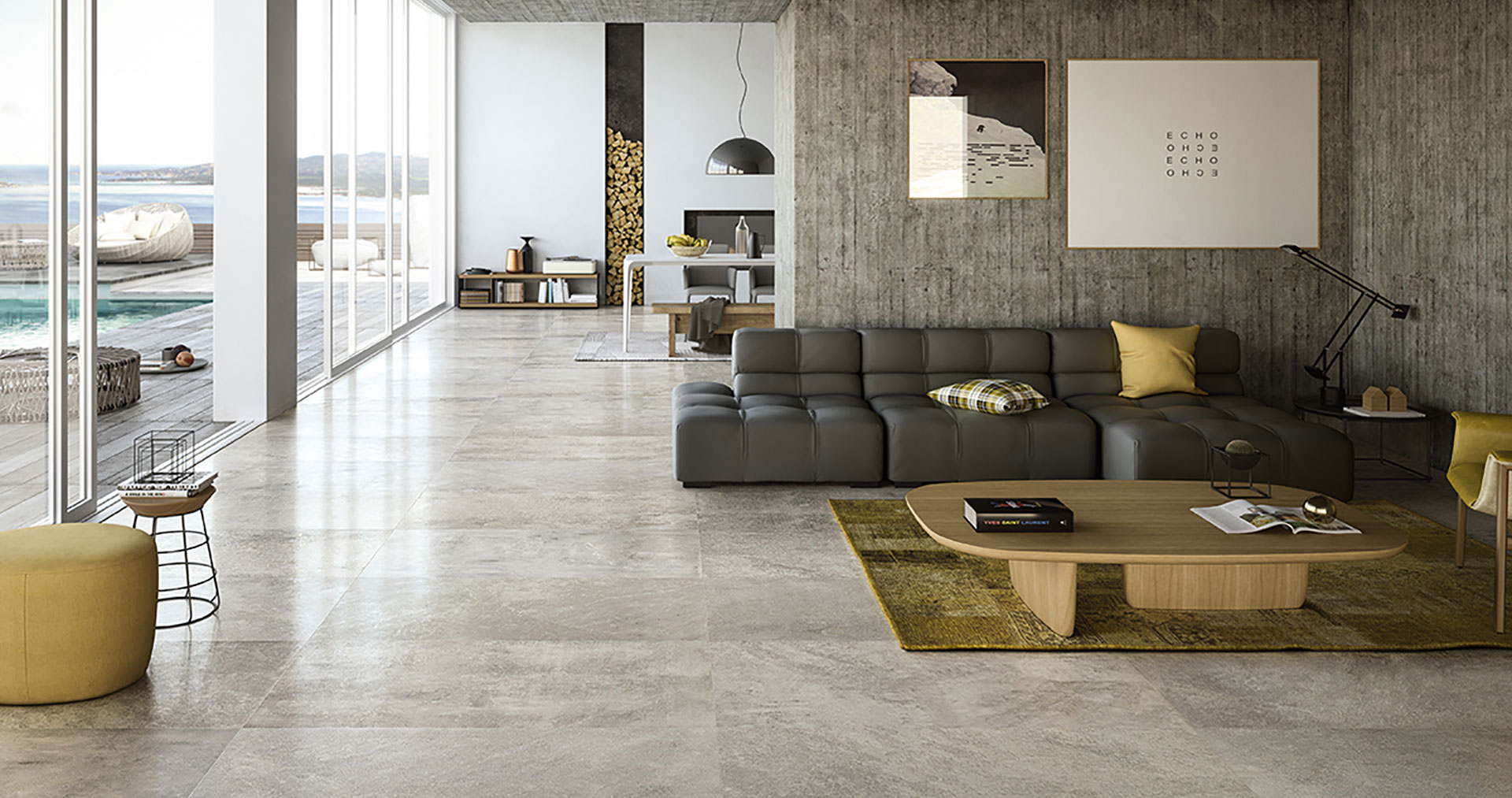 Porcelaingres High Quality Stone Effect Ceramic Solutions