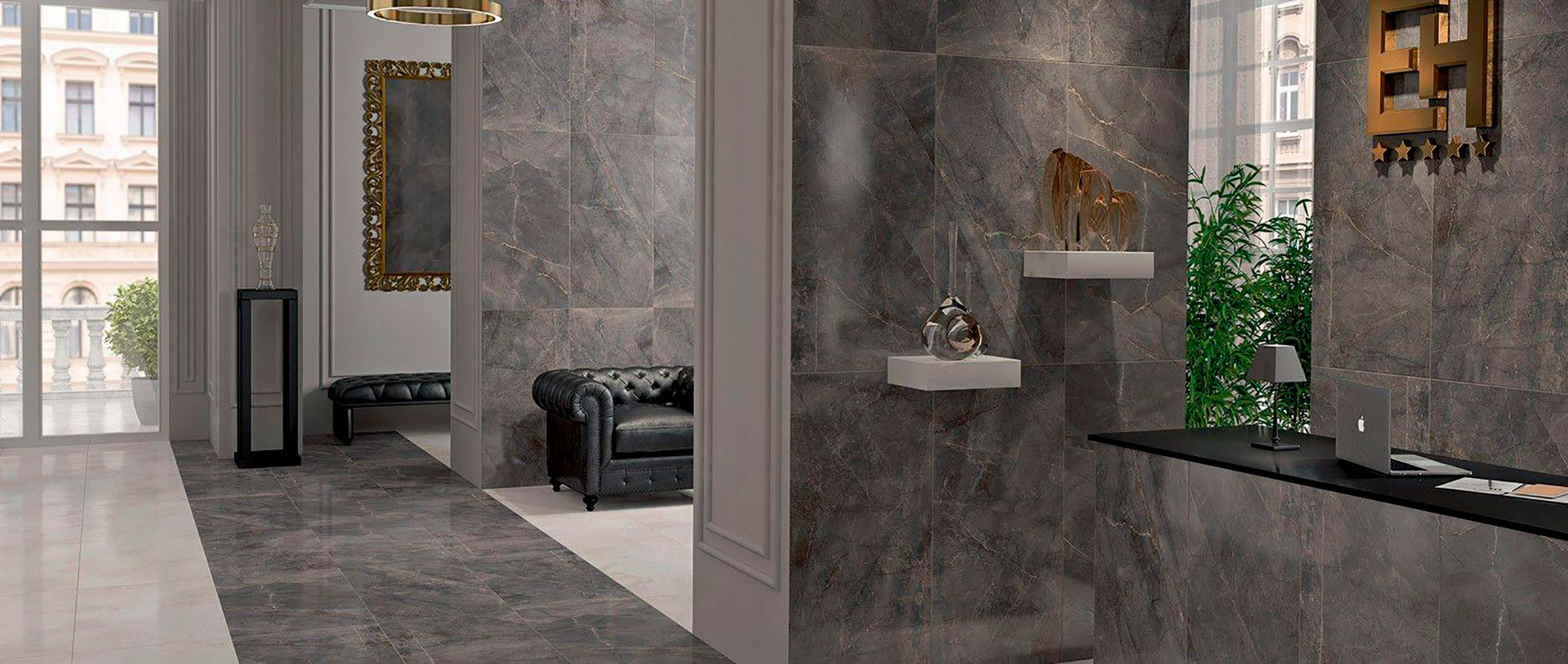 Marble FMG: the utmost technical and aesthetic quality in porcelain