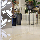 FMG marble-effect porcelain floors in shopping centres