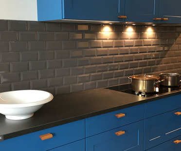 SapienStone: the porcelain countertop for today's kitchens