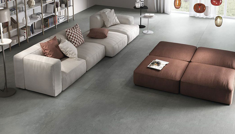 Tradition and contemporaneity: the Aster Maximum big size tiles