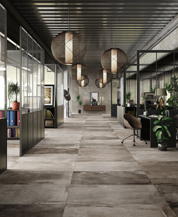 Ground and Downtown: new IRIS collections for contemporary spaces