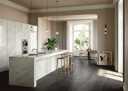 SapienStone: the best surfaces for the kitchen countertop in 2019