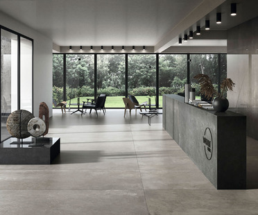 Porcelaingres: The new Great Metastone large size