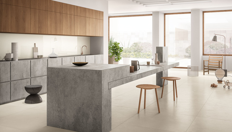 SapienStone kitchen countertops: the benefits of the best porcelain countertops