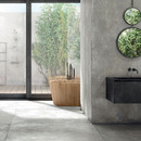 Harmony and naturalness: Maxfine Walk On and Clustercement-effect maxi-slabs