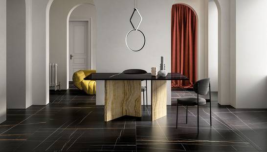 Fiandre Architectural Surfaces: Marmi Maximum for classic and contemporary spaces