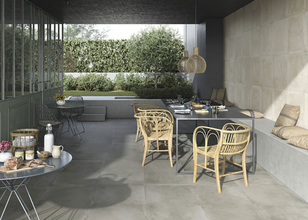 The ideal home: Soft Concrete tile solutions