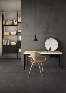 Fjord floors and coverings: the strength and atmosphere of stone