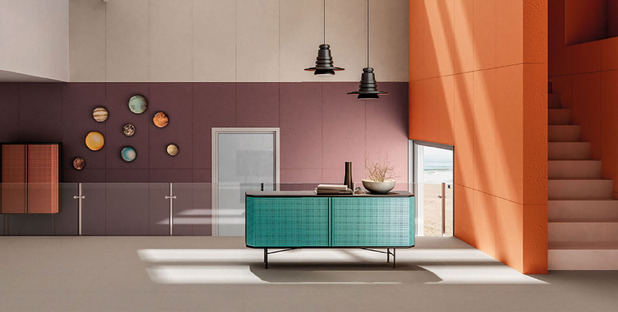 A new world of images: Diesel Living design with Iris Ceramica