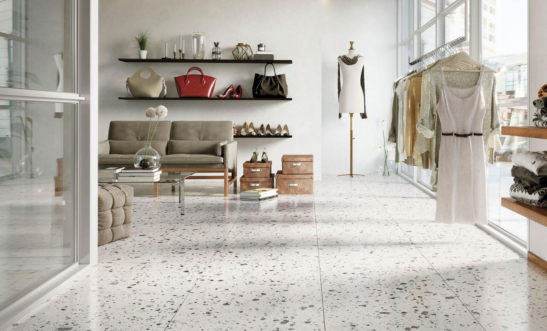 Venetian Terrazzo Flooring