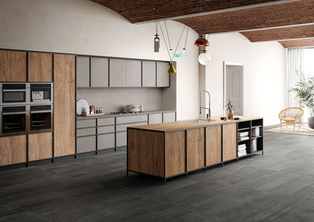 SapienStone kitchen countertops: aesthetics and maximum practicality for every kitchen style<br />