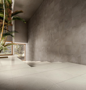 Sustainability and beauty: FMG ceramic surfaces for spaces in 2020