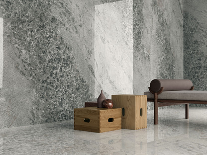 New Ariostea surfaces for classic and contemporary atmospheres