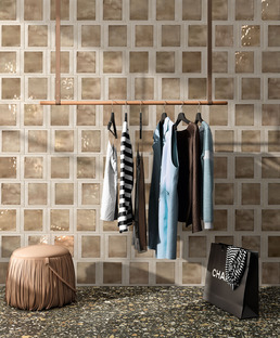 New developments in design in 2020: vintage and contemporary style in ceramic coverings