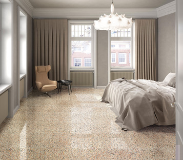 Rialto FMG: high-tech ceramic coverings go back to the past