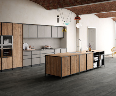 Practical, versatile and resistant: the new 2020 kitchen with SapienStone countertop