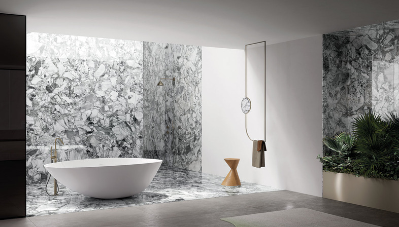 White and Grey Beauty: the beauty and originality of the new Marmi Maximum products