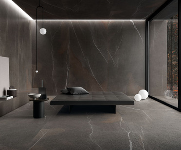 Ultra Pietre Ariostea for classic and modern surface coverings and furnishings
