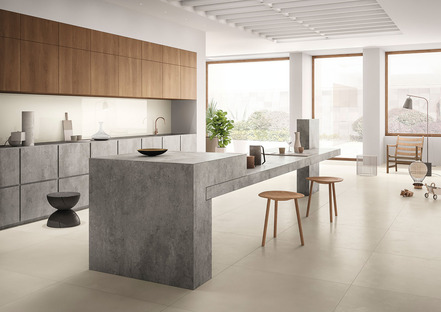 SapienStone countertops bring beauty and harmony to the kitchen