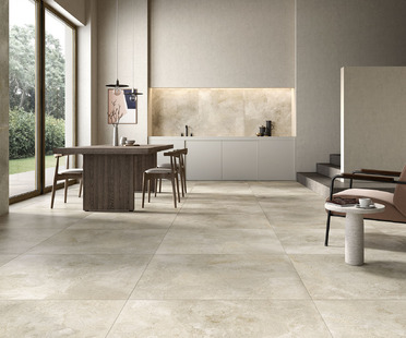 The harmony of marble and stone: Royal Stone floors and walls