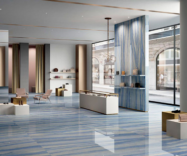 Improving the use of space in today's new living spaces: Maximum maxi-slabs