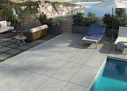 Renewing outdoor pavements: Porcelaingres outdoor solutions