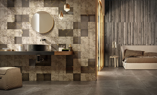 Trendy ceramic solutions: the fascination of decorated coverings