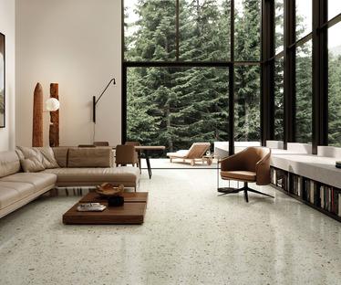 Venice Villa: FMG terrazzo tiles for exclusive and versatile interiors