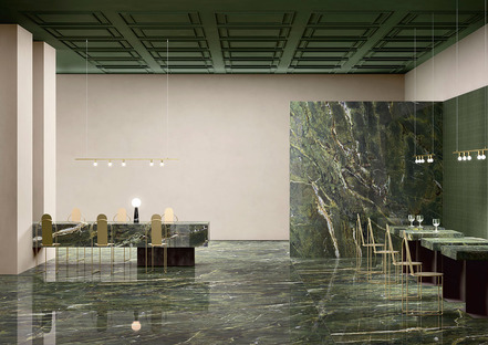 Functional and decorative: the two souls of marble in the new Fiandre collections