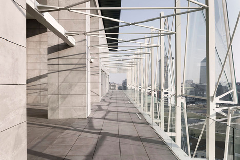 Efficiency and beauty: Granitech ventilated façades on new and renovated buildings