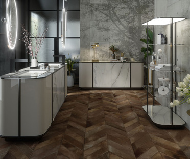 Seventyonepercent: the bathroom of authentic, distinctive design