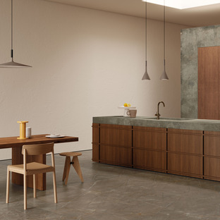 New Ultra Ariostea marbles: the natural charm of neutral colours