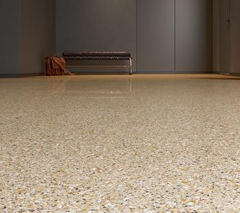 Original and unrepeatable, as in Nature: Palladio FMG ceramic slabs