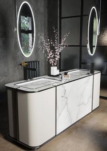 Seventyonepercent: harmony and identity in new wellness & bathroom furnishings