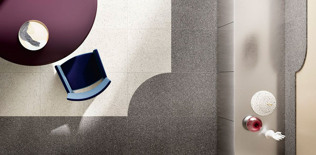 Classic and contemporary, timeless and elegant: Fiandre Architectural Surfaces' Il Veneziano
