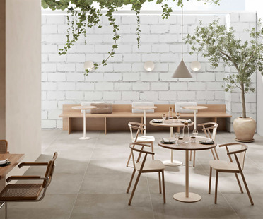 CM2 Next Ariostea: practical, elegant outdoor surfaces