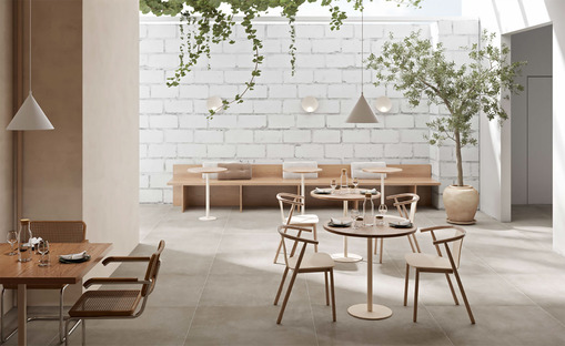 CM2 Next Ariostea: practical, elegant outdoor surfaces