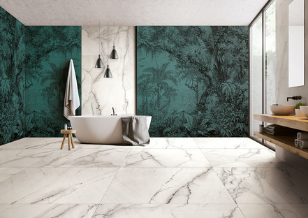 The trend toward decoration on ceramic surfaces: DYS - Design Your Slabs